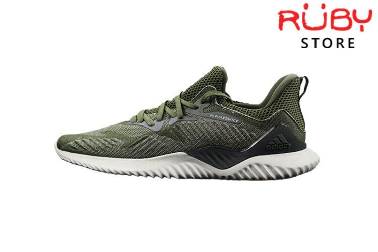 Giày Adidas Alphabounce Beyond Xanh Rêu