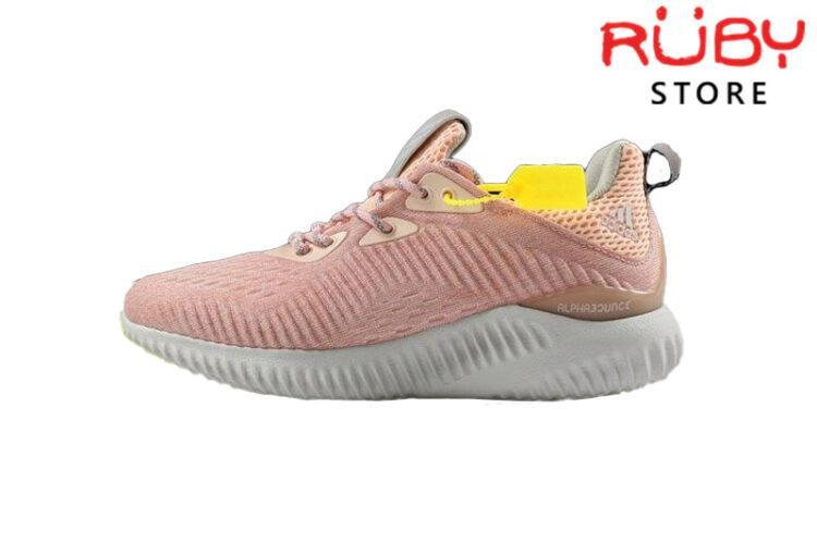 Giày Adidas Alphabounce EM Hồng