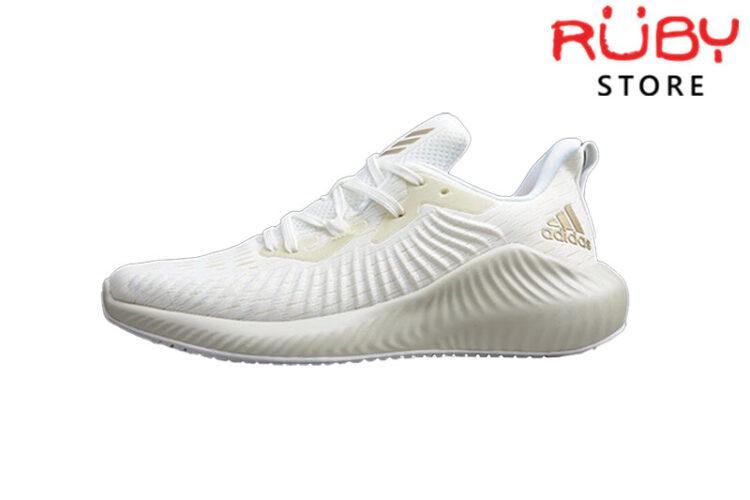 Giày Adidas Alphabounce M Trắng 2019