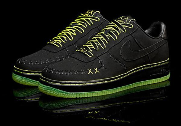 Nike Air Force 1 Low 1World KAWS