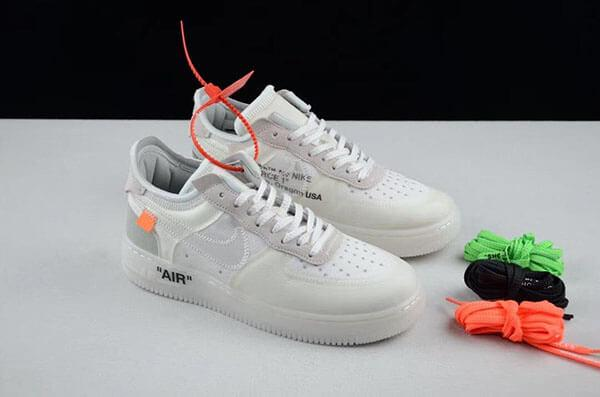 Nike Air Force 1 Low Virgil Abloh Off-White