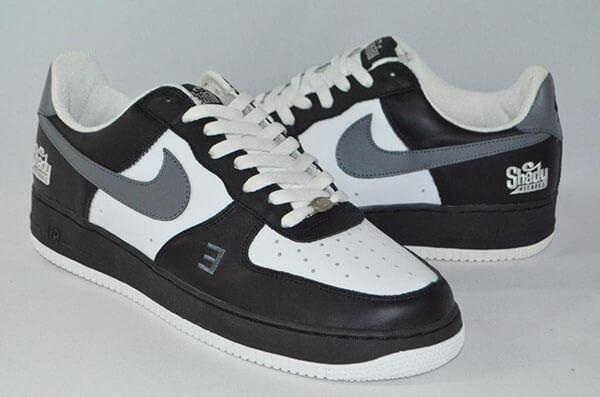 Nike Air Force 1 Low x Eminem 'Shady Records' Black