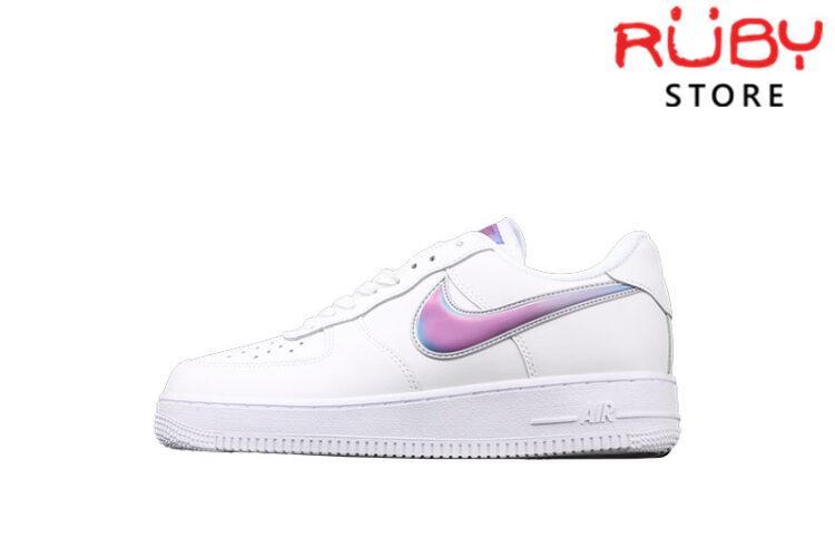 Giày Nike Air Force 1 Gradiant Xanh Tím