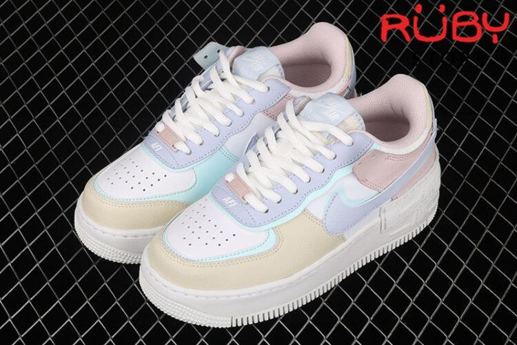 Giày Nike Air Force 1 Shadow Pastel
