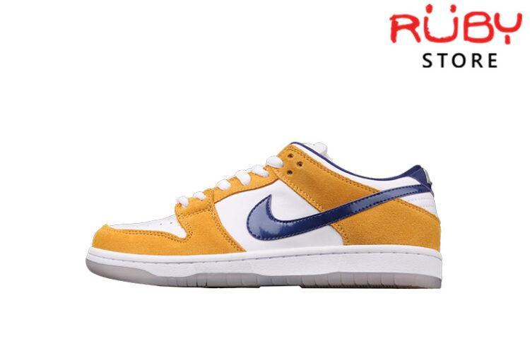 Giày Nike SB Dunk Low Laser Orange Vàng