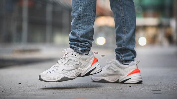 Giày Nike M2K Tekno cho người to