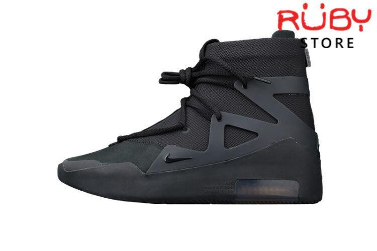 Giày Nike Air Fear of God 1 Triple Black Replica 1:1