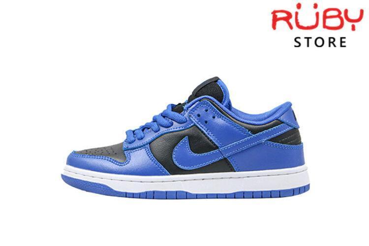 Giày Nike Dunk Low Retro Hyper Cobalt Xanh Đen