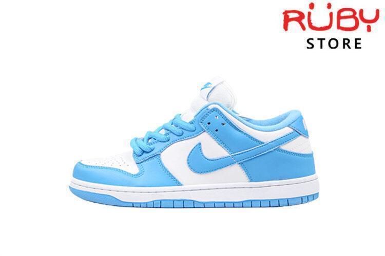 Giày Nike Dunk Low UNC (2021) Xanh Dương