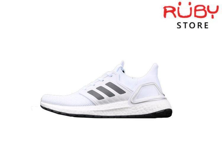 Giày Adidas Ultraboost 6.0 (2020) Trắng Đen