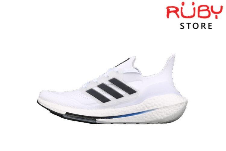 Giày Adidas Ultraboost 21 Trắng Đen